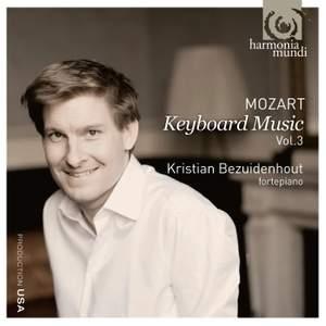 Mozart: Keyboard Music Volume 3