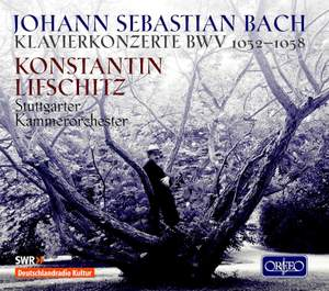 Bach, J S: Keyboard Concertos Nos. 1-7 BWV1052-1058 Product Image