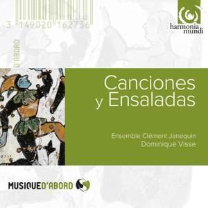 Canciones y Ensaladas