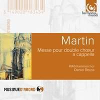 Cinq rechants, O sacrum convivium and choral works by Frank Martin