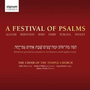 A Festival of Psalms