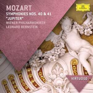 Mozart: Symphonies Nos. 40 & 41 Product Image