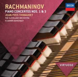 Rachmaninov: Piano Concertos Nos. 1 & 3 Product Image