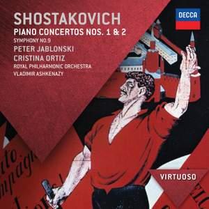 Shostakovich: Piano Concertos Nos. 1 & 2 & Symphony No. 9 Product Image