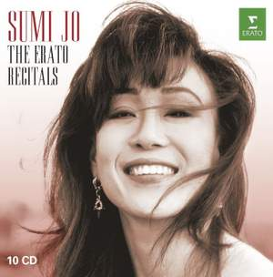 Sumi Jo: The Erato Recitals