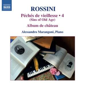Rossini - Complete Piano Music Volume 4