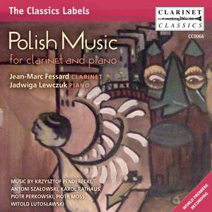 Polish Music for clarinet and piano