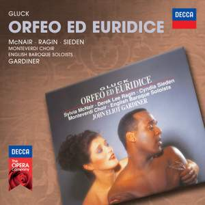 Gluck: Orfeo ed Euridice Product Image