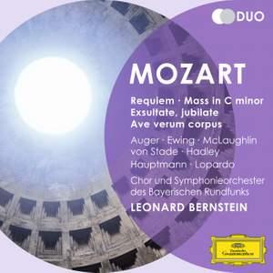Mozart: Requiem & Mass in C minor Product Image