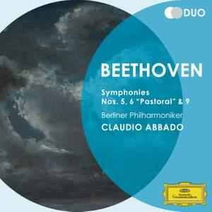 Beethoven: Symphonies Nos. 5, 6 & 9 Product Image