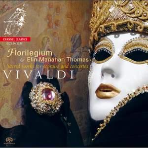Vivaldi: Sacred works for soprano & concertos