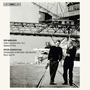 Per Nørgård: Violin Concertos