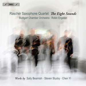 Raschèr Saxophone Quartet: The Eight Sounds