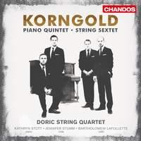 String Sextet; Piano Quintet