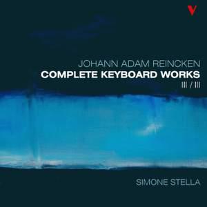 Reincken: Complete Keyboard Works, Vol. 3 Product Image
