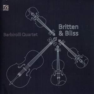 Barbirolli Quartet play Britten & Bliss