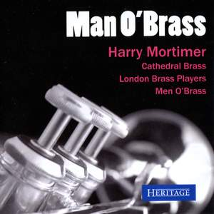 Harry Mortimer: Man O'Brass Product Image