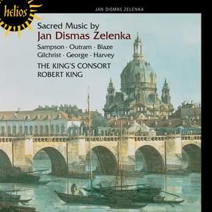 Zelenka: Sacred Music Product Image