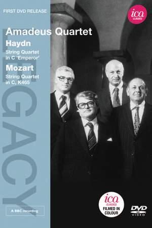 Amadeus Quartet play Haydn & Mozart