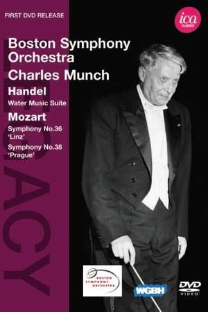 Charles Munch conducts Mozart & Handel