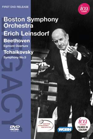Erich Leinsdorf conducts Beethoven, Tchaikovsky & Mozart Product Image