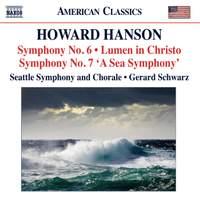 Howard Hanson: Symphonies Nos. 6 & 7
