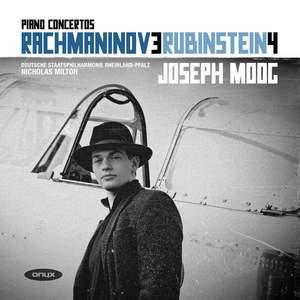 Rubinstein & Rachmaninov: Piano Concertos