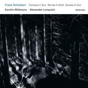 Schubert: Fantasy in C major, Rondo in B minor & Sonata in A major