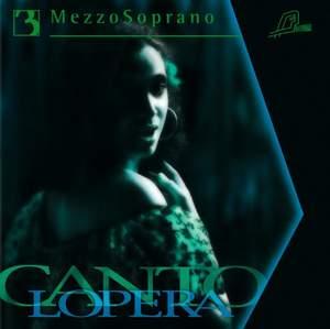 Mezzo Soprano Arias Vol. 3
