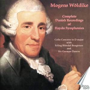 Mogens Wöldike conducts Haydn