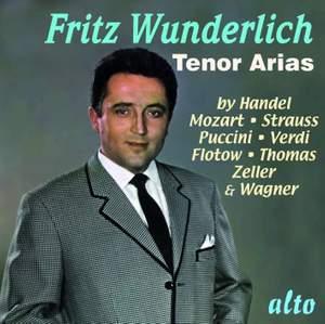 Fritz Wunderlich: Arias
