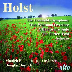 Holst: Symphony in F major 'The Cotswolds'