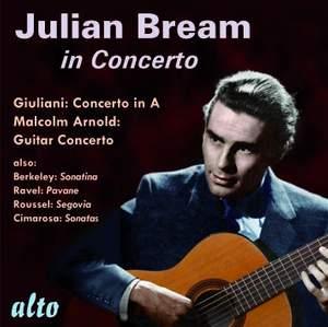 Julian Bream …. in Concerto