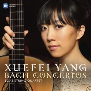 Xuefei Yang plays Bach Concertos Product Image