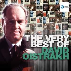 The Very Best of David Oistrakh