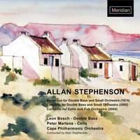 Allan Stephenson: Concertos for Double Bass and for Cello