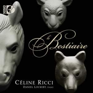 Céline Ricci: Le Bestiaire