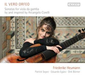 Sonatas for viola da gamba by and inspired by Angelo Corelli Product Image