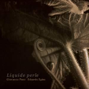 Frescobaldi: Liquide perle Product Image
