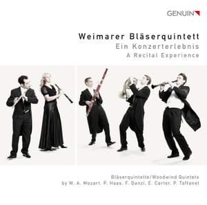 Weimar Woodwind Quintet: A Recital Experience