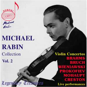 Michael Rabin Collection Vol. 2 Product Image