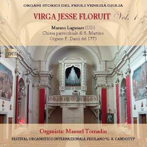 Virga Jesse Floruit Vol. 1