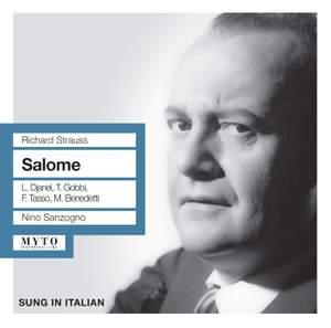 Strauss: Salome (sung in Italian)