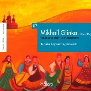 Glinka: Treasures for the Pianoforte