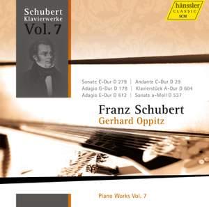 Schubert - Piano Works Volume 7