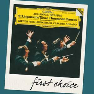 Brahms: Hungarian Dances, WoO 1 Nos. 1-21 Product Image