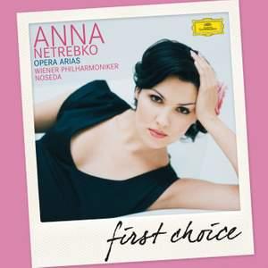 Anna Netrebko: Opera Arias