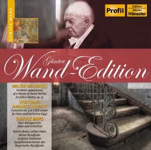Günter Wand Edition Volume 17