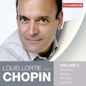Louis Lortie plays Chopin Volume 2
