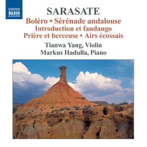Sarasate - Music for Violin and Piano Volume 3